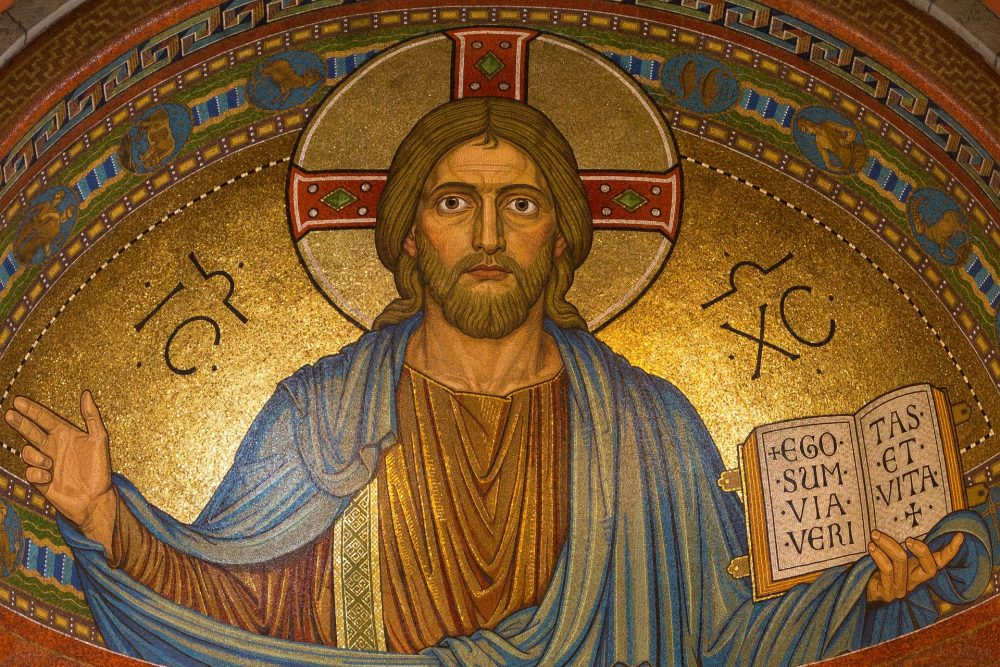 Jesus, God\'s Perfect Presence Image