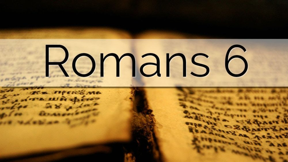 Commentary on Romans 6:15-23 Image