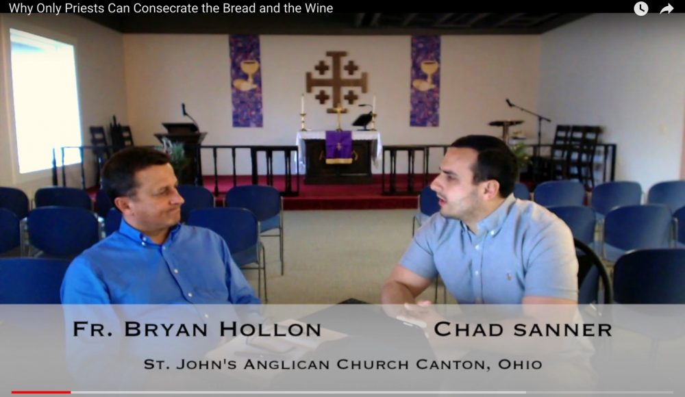 Fr. Bryan & Chad on the Sacraments Image